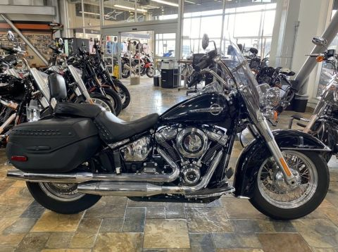 2020 Harley-Davidson® FLHC - Softail® Heritage Classic