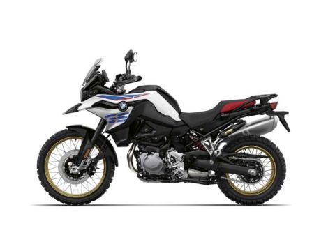 2019 BMW F 850 GS Light White Rally Style Premium