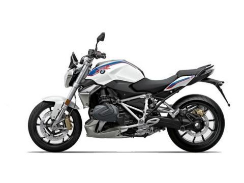 2020 BMW R 1250 R Light White/Lupin Blue Met/Racing Red