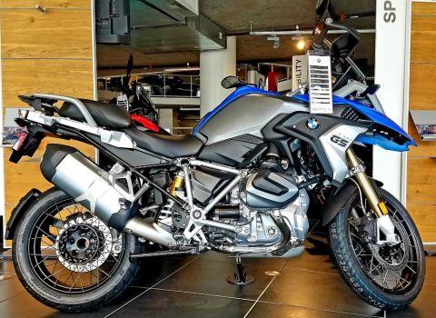 2019 BMW R 1250 GS Cosmic Blue Met Premium
