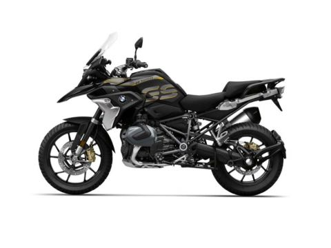 2019 BMW R 1250 GS Black Storm Met/Night Black Matt Premium