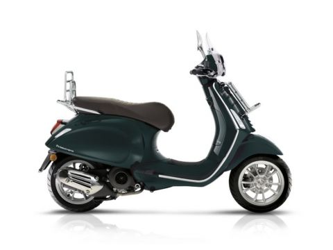 New 2020 Vespa Primavera 150 Touring