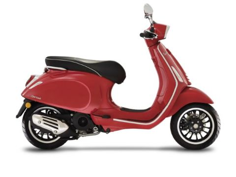 New 2019 Vespa Sprint 150